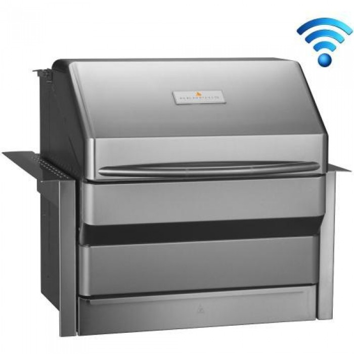 Memphis Grills Pro 28-Inch Built In Pellet Grill with Wi-Fi