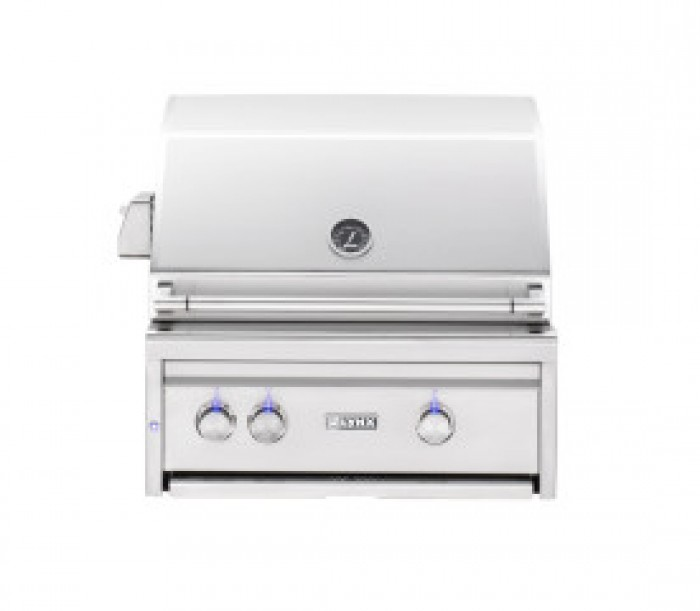 Lynx 27-Inch Built-In Gas Grill With Rotisserie