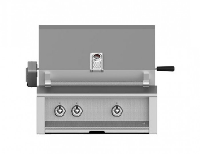 Aspire by Hestan 30-Inch Built-In Grill With Rotisserie