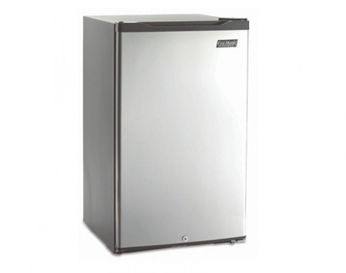 Fire Magic Below Counter Refrigerator with Reversible Door Hinge