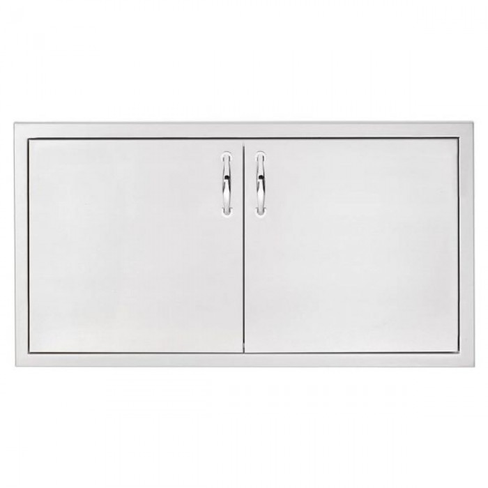 North American 39-Inch Stainless Steel Double Access Door SSDD-39
