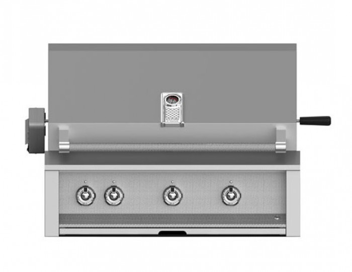 Aspire by Hestan 36-Inch Built-In Grill With Rotisserie