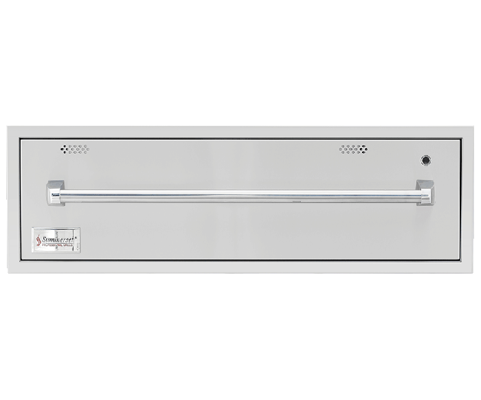 Summerset 36-Inch Warming Drawer SSWD-36