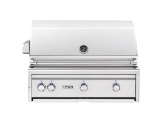 Lynx Professional 36-Inch Built-In Gas Grill With Rotisserie L36R-3