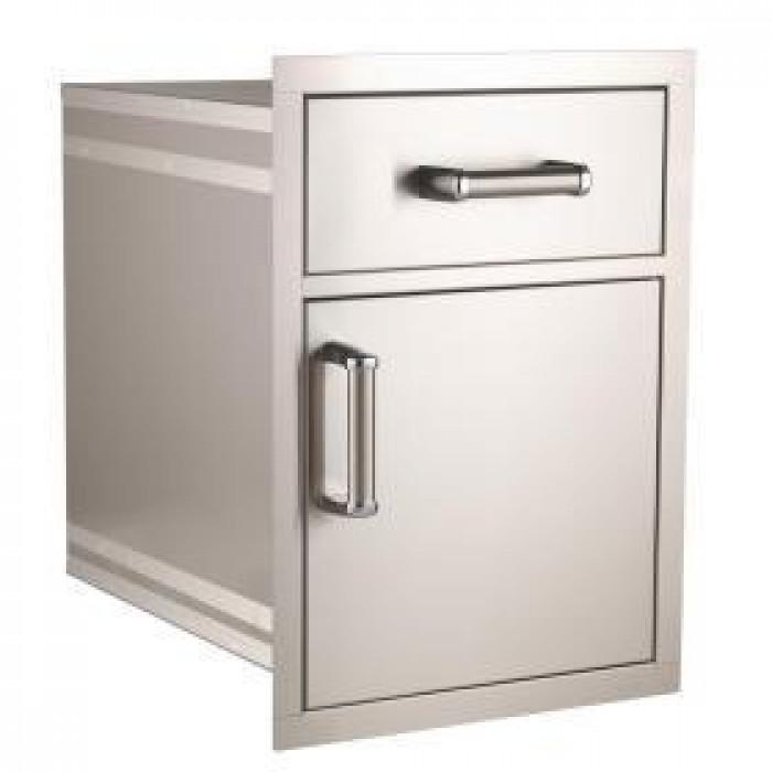 Fire Magic Premium Flush Mount Medium Pantry Door/Drawer Combo