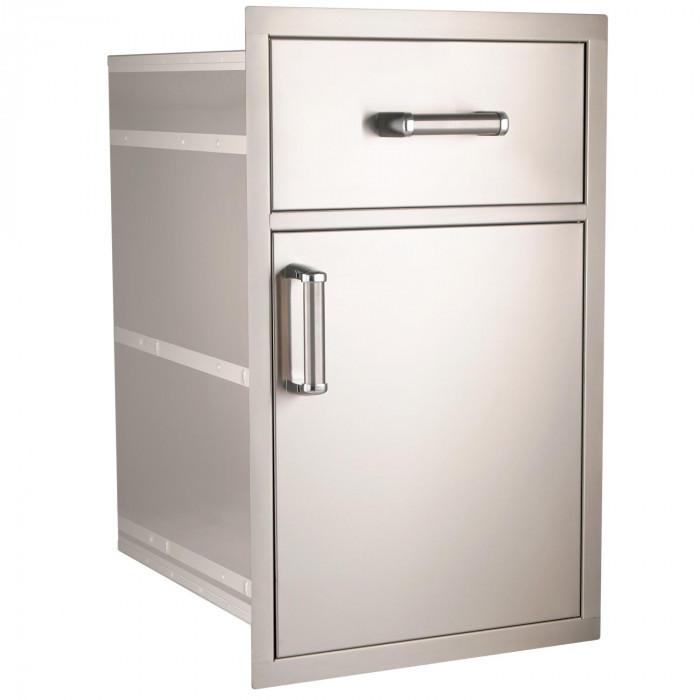Fire Magic Premium Flush Mount Large Pantry Door/Drawer Combo