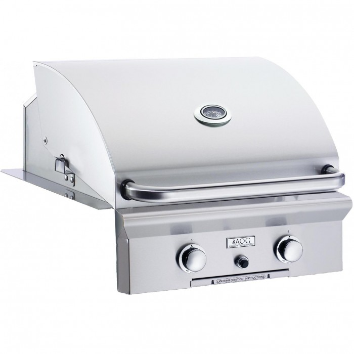 AOG 24 Inch Built-in Gas Grill