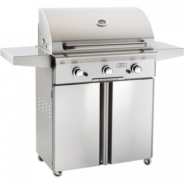 AOG 30 Inch Gas Grill On Cart