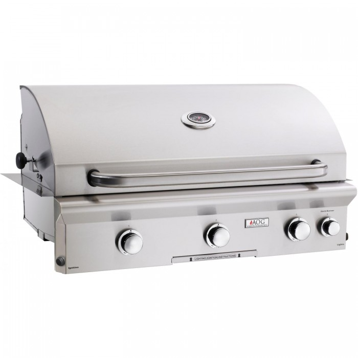 American Outdoor Grill L-Series 36-Inch Built-In Natural Gas Grill