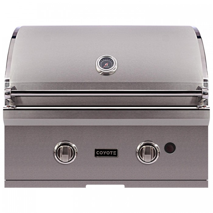 Coyote C-Series 28-Inch Built-In Natural Gas Grill