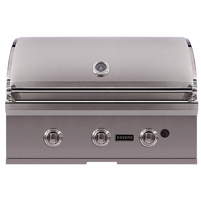 Coyote C-Series 34-Inch Built-In Natural Gas Grill