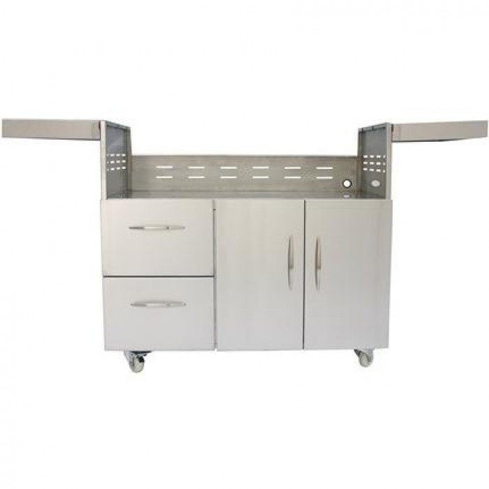 Coyote Grill Cart For S-Series 42-Inch Gas Grill