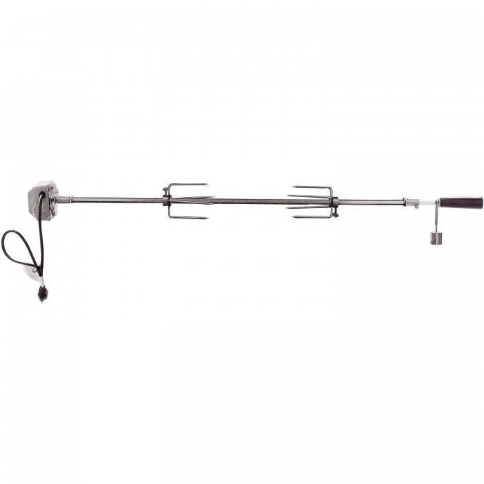 Coyote Rotisserie Kit For S-Series/C-Series 42-Inch Gas Grill