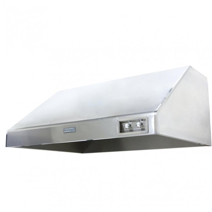 Fire Magic 60-Inch Stainless Steel Outdoor Vent Hood