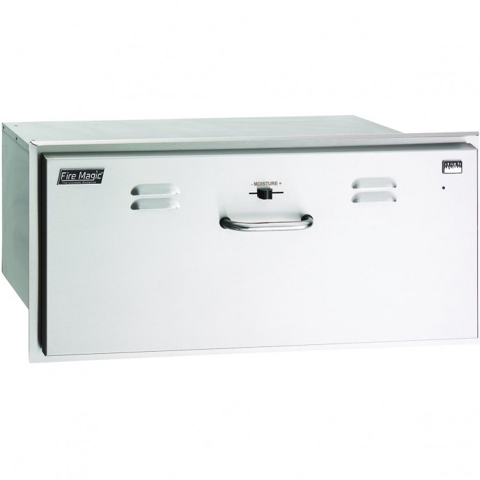Fire Magic Aurora 30-Inch Built-In Electric Warming Drawer