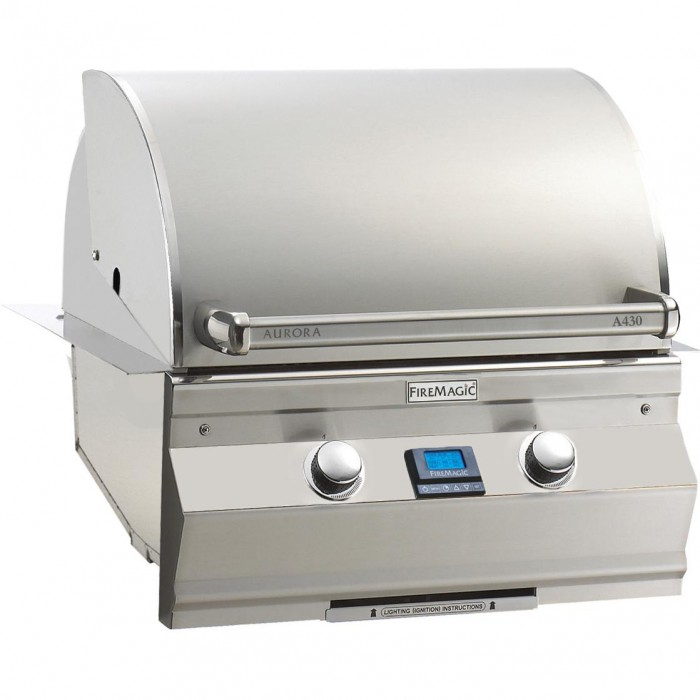 Fire Magic Aurora A430i Built-In Propane Gas Grill