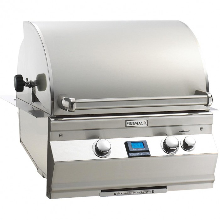 Fire Magic Aurora A530i Built-In Natural Gas Grill With One Infrared Burner And Rotisserie