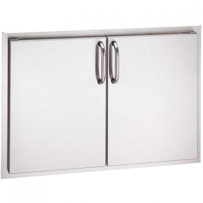 Fire Magic Aurora Stainless Double Access Door