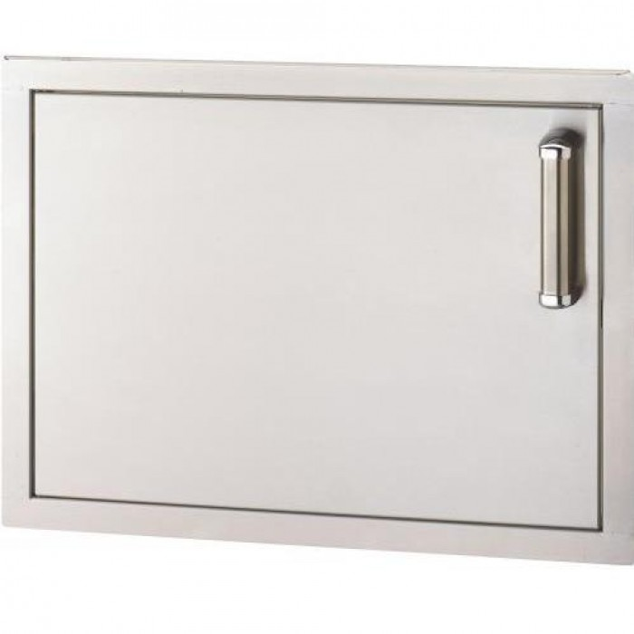 Fire Magic Premium Flush 24-Inch Horizontal Single Access Door