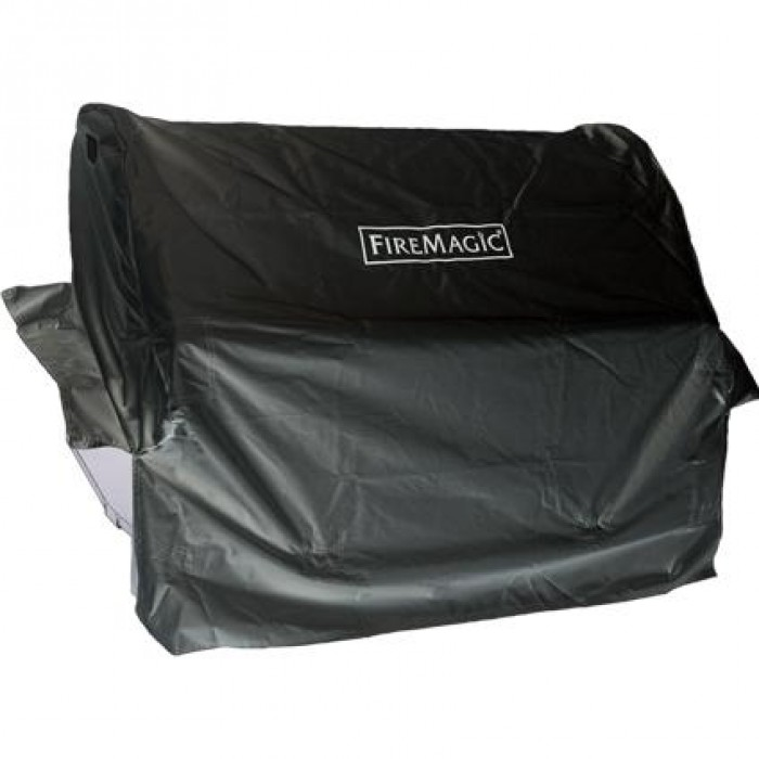 Fire Magic Grill Cover For Aurora A540/Choice C540 Built-In Gas Grill Or 30-Inch Built-In Charcoal Grill