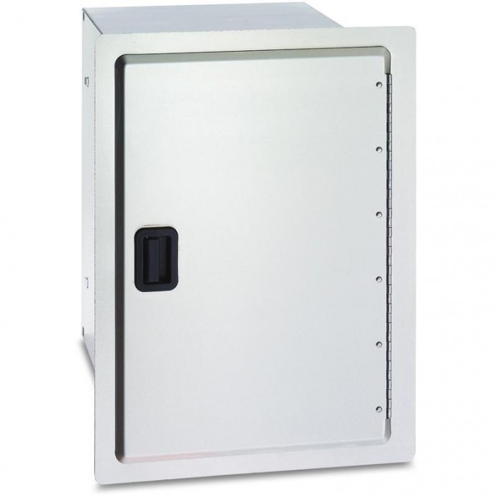 Fire Magic Legacy 14-Inch Single Door With Dual Drawers