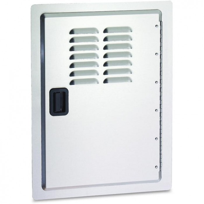 Fire Magic Legacy Vertical Single Access Door With Louvers