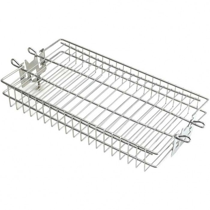 Fire Magic Stainless Steel Flat Rotisserie Basket