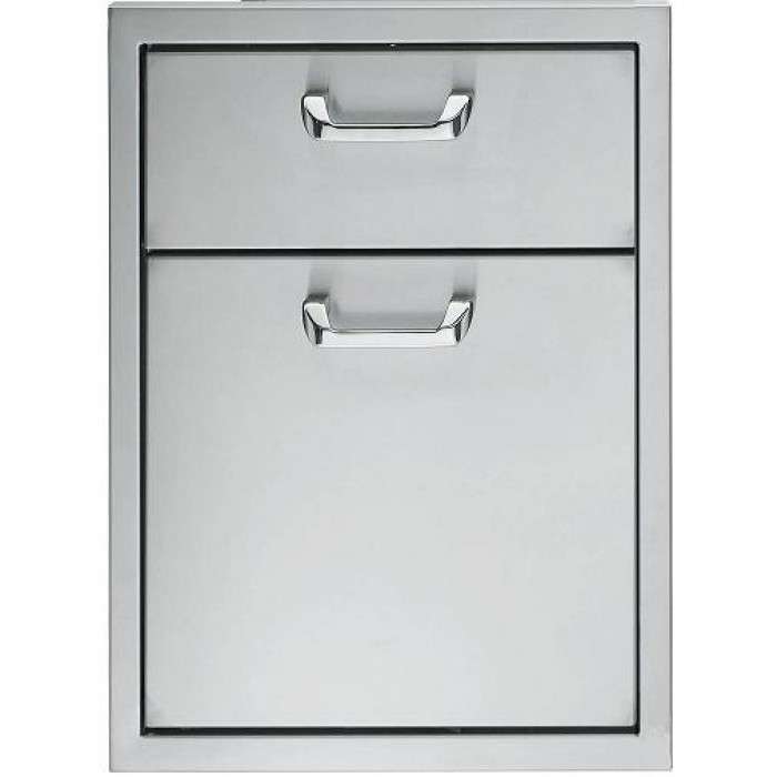 Lynx 16 Inch Double Access Drawer