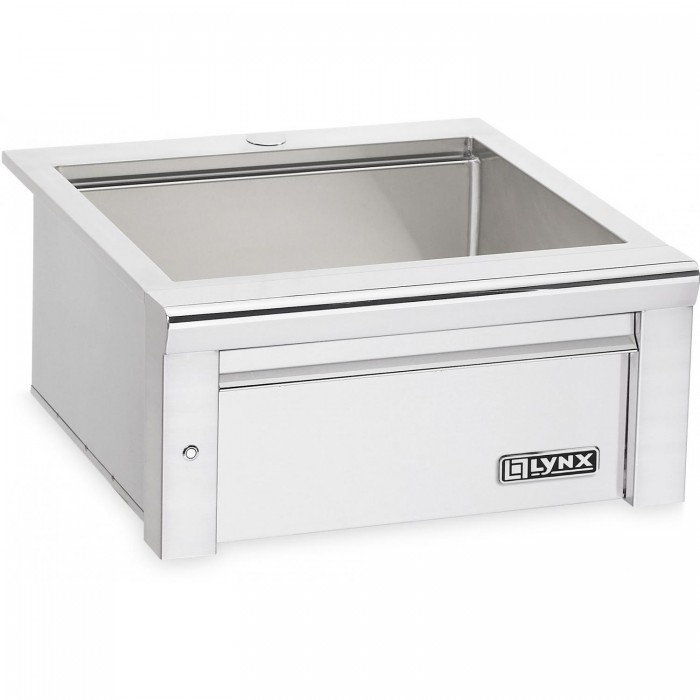 Lynx 24-Inch Stainless Steel Sink
