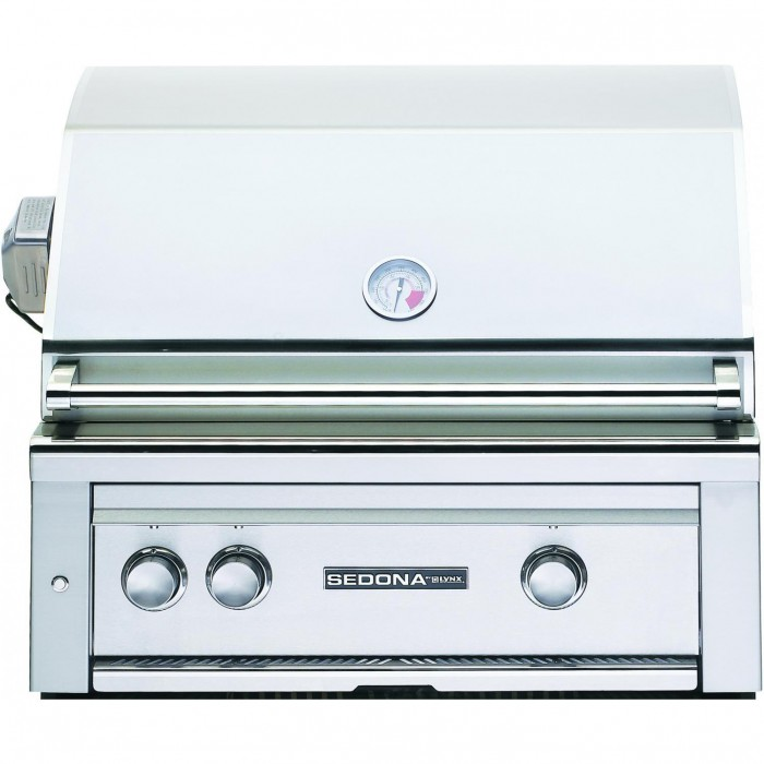 Sedona By Lynx 30 Inch Built-In Gas Grill With Rotisserie