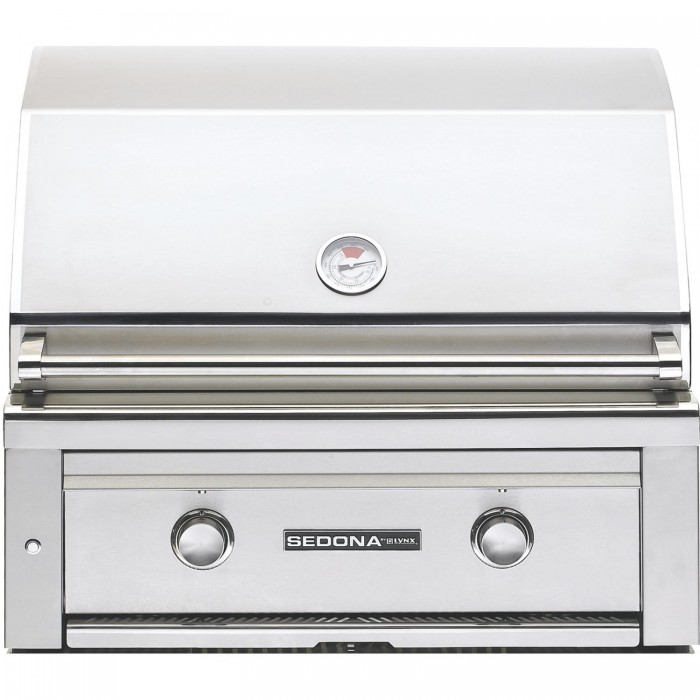 Sedona By Lynx 30 Inch Built In Gas Grill With ProSear Burner L500PS-NG