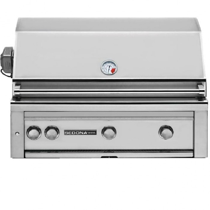 Sedona By Lynx 36 Inch Gas Built-In Grill With Rotisserie