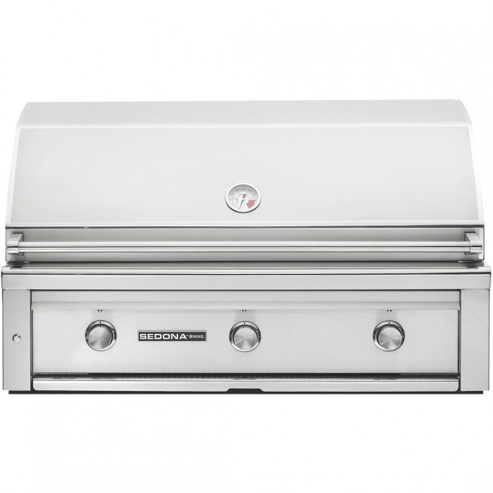 Sedona By Lynx 42 Inch Gas Built-In Grill With ProSear Burner - L700PS-NG