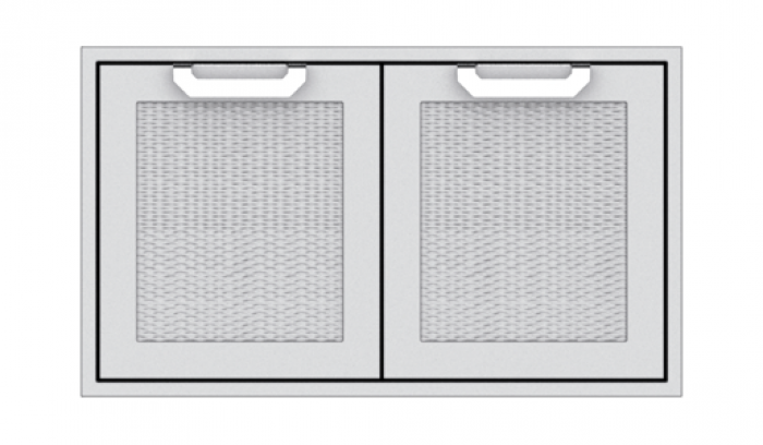 "Hestan 36"" Double Access Doors HS-AGAD36"