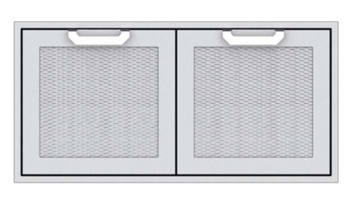 "Hestan 42"" Double Access Doors HS-AGAD42"