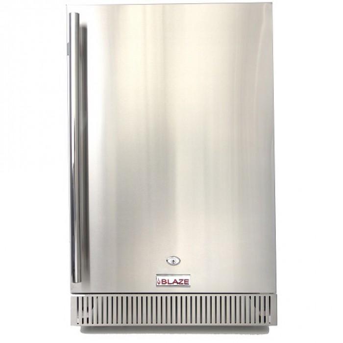 Blaze 4.1 Cu. Ft. Outdoor Stainless Steel Compact Refrigerator BLZ-SSRF-40DH