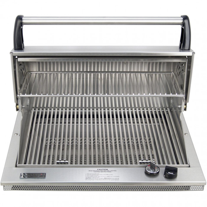 Fire Magic Legacy Deluxe Classic Countertop Grill 31-S1S1N/P-A