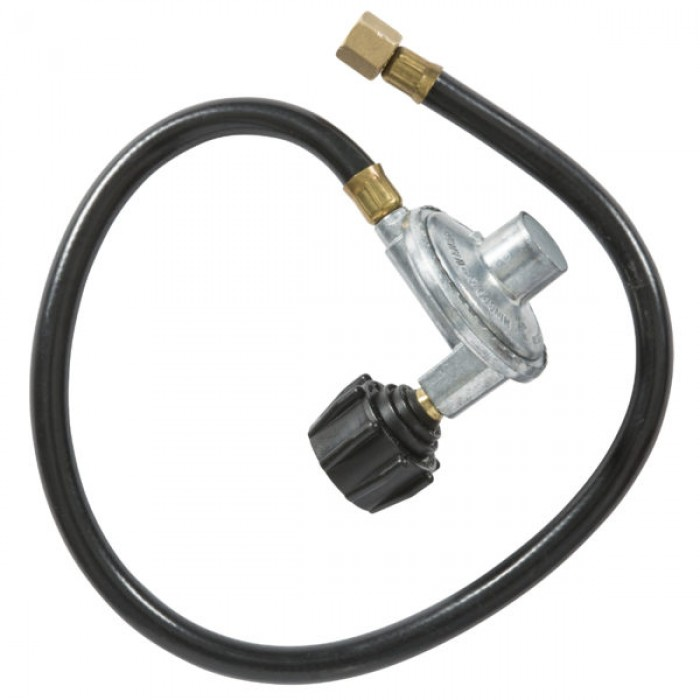 Coyote Propane Gas Regulator With Hose
