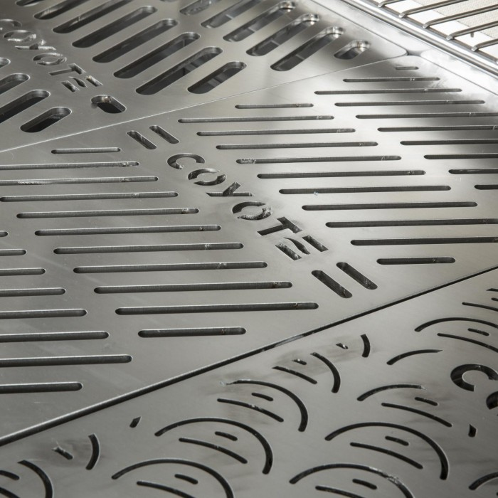 Coyote Signature Grates 3 pack for 34″ & 36″ Grills