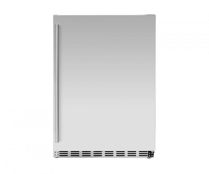Summerset Deluxe 5.3 Cube UL Refrigerator w/Locking Door SSRFR-D1