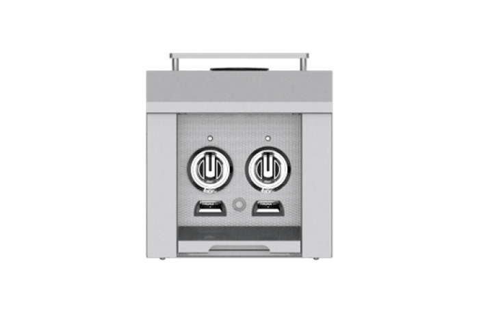 Hestan Built-In Double Side Burner HS-AGB122