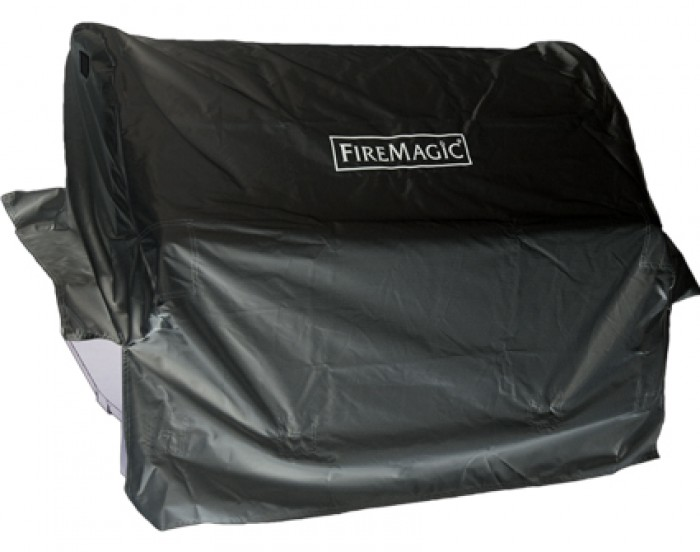 Fire Magic Grill Cover For Aurora A830 Built-In Gas/Charcoal Combo Grill
