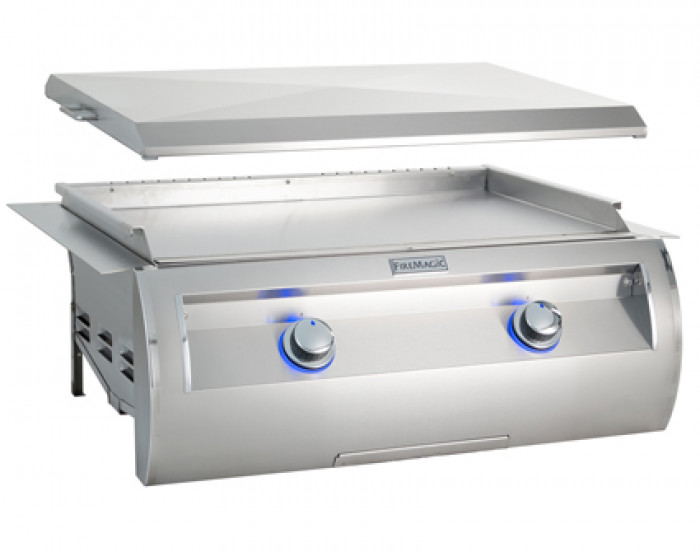 Fire Magic Echelon Gourmet Built-In Griddle