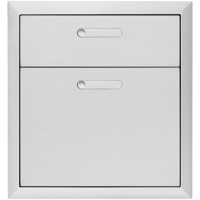 Lynx Ventana 19-Inch Double Access Drawer LDW19-4