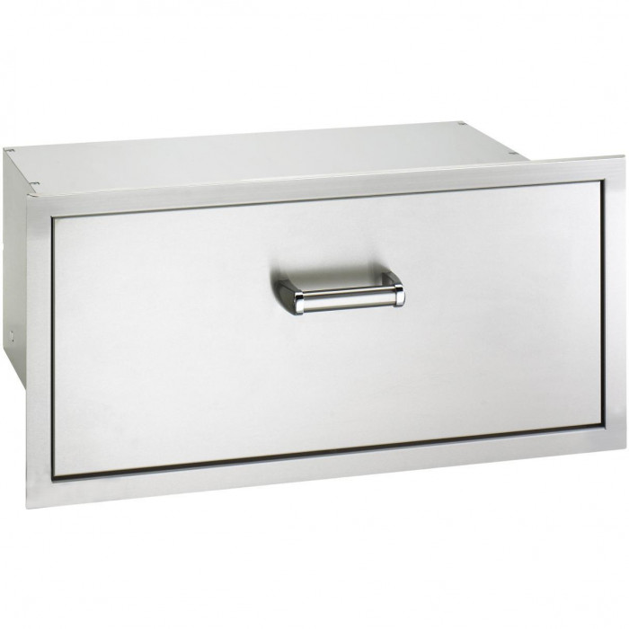 Fire Magic Premium Flush Mount 30-Inch Built-In Masonry Drawer