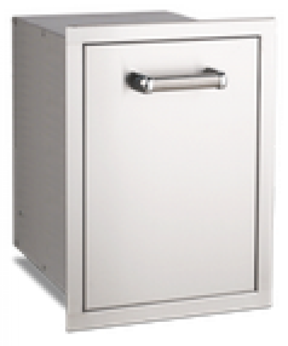 Fire Magic Premium Flush Trash Cabinet 53820TSC