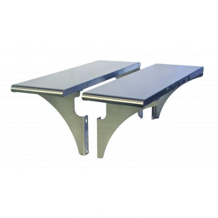 Memphis Grills Side Shelf Kit For Select Series On Cart Grills - VG0740S4