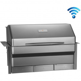 Memphis Grills Elite 39 Inch Built In Pellet Grill with Wi-Fi