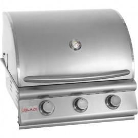 Blaze 25-Inch 3-Burner Gas Grill BLZ-3
