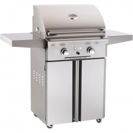 AOG 24 Inch Gas Grill On Cart